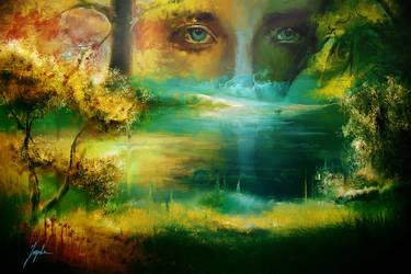 Self Perception by Aeleath