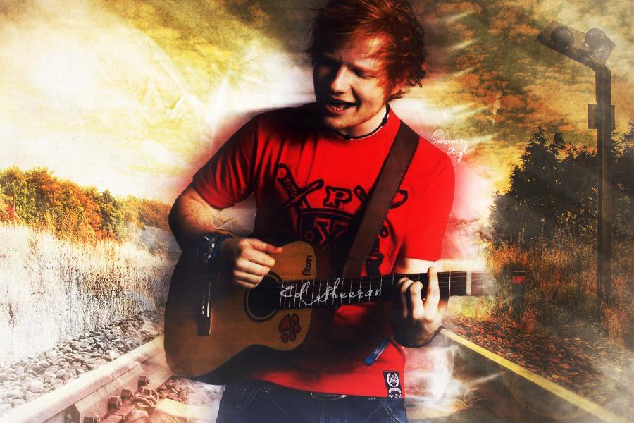 Ed Sheeran by RvzhGFX