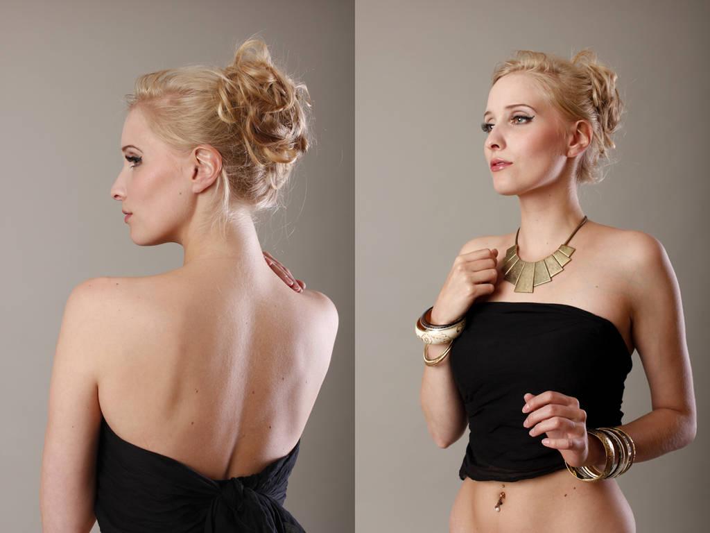 Elegant Beauty Stock by KaylaDavion