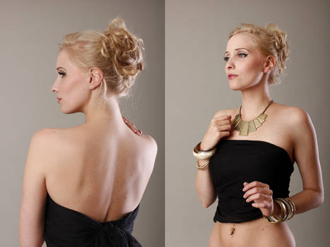 Elegant Beauty Stock