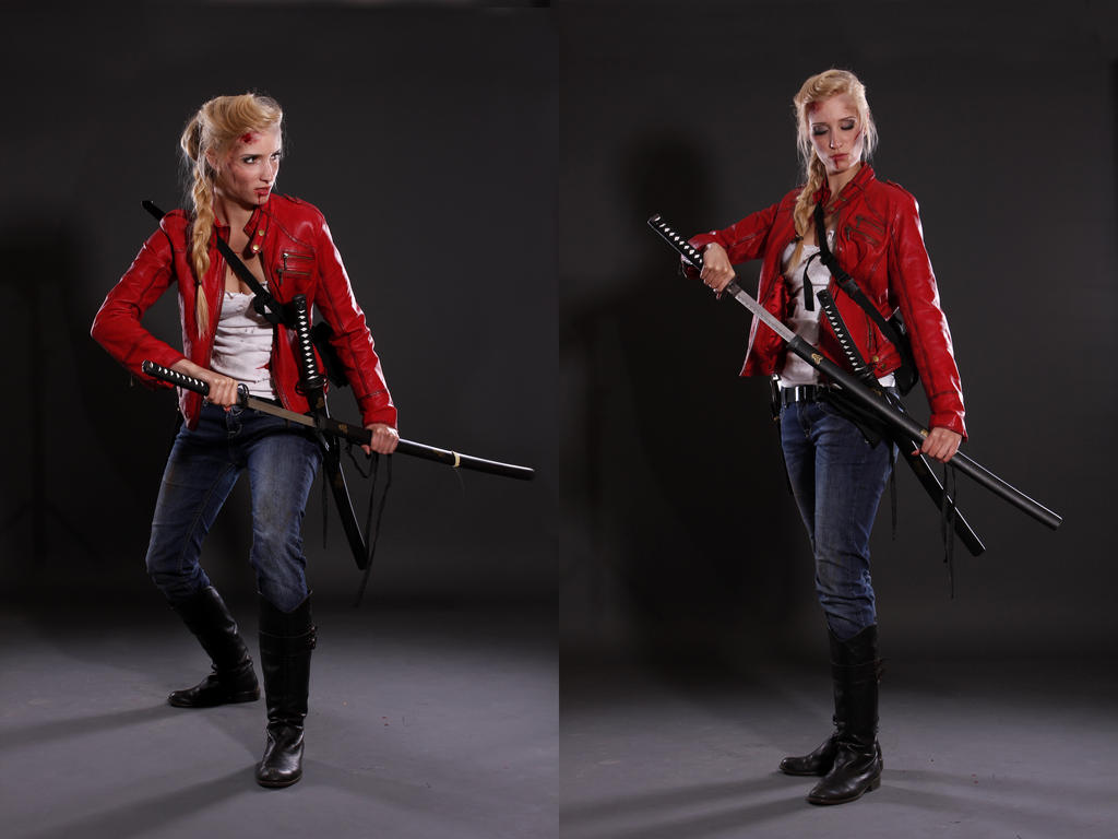 Katana Stock 5 - Before and After the Battle by KaylaDavion