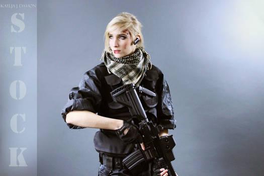 Agent Olesia Anderson Stock 4