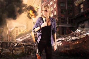 The Last Of Us by KaylaDavion