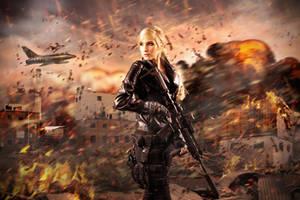 Call of Duty by KaylaDavion