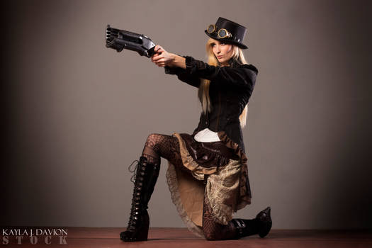 Steampunk Stock II