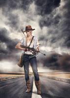 The Walking Dead by KaylaDavion