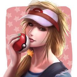 Kayla the Pokemon Champ!