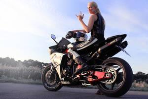 2009 Yamaha YZF-R1 Rn22 by KaylaDavion
