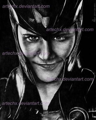 Loki by artechx