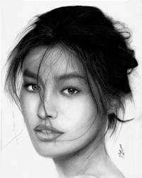 Fan Art Liza Soberano by artechx