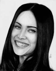 Megan Fox by artechx