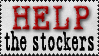 Help The Stockers Stamp by Stock-by-Kai