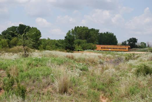 Porter Place: Train Car