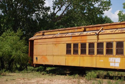 Porter Place: Train Car close