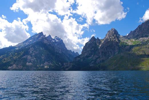 Grand Tetons Jenny Lake