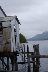 Alaskan Cannery Ruins
