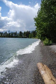 Flathead, MT Lake