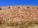 Red Rocks Wall