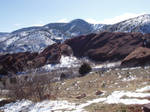 Red Rocks, CO Mountains