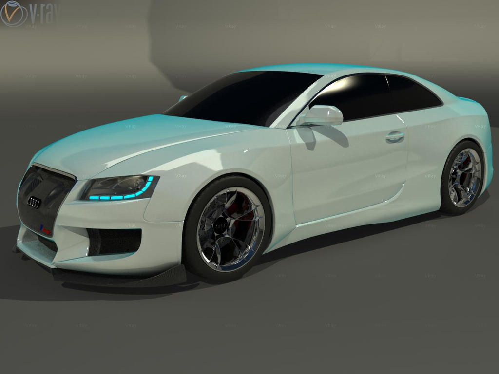 audi a5 tuning by faith120 on deviantart. Black Bedroom Furniture Sets. Home Design Ideas