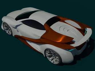 Concept Mitsubishi Eclipse8 by faith120