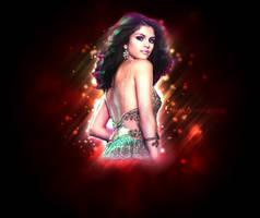 Selena Wallpaper by Baira