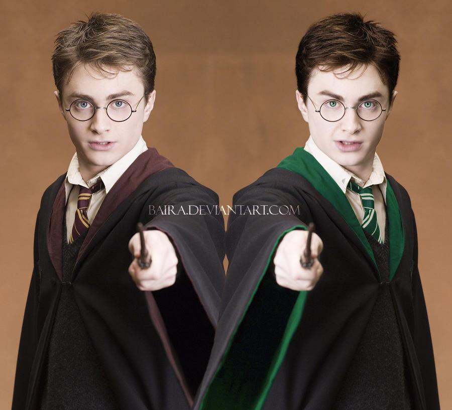 Harry Potter Slytherin Girls Harry Potter from Slytherin XD