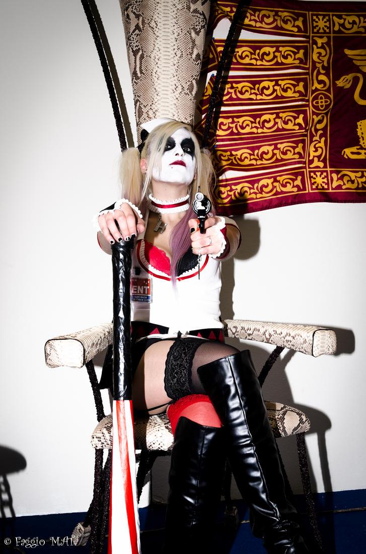 Harley Quinn by FaggioMAG