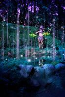 World of Warcraft - Elf Night by FaggioMAG