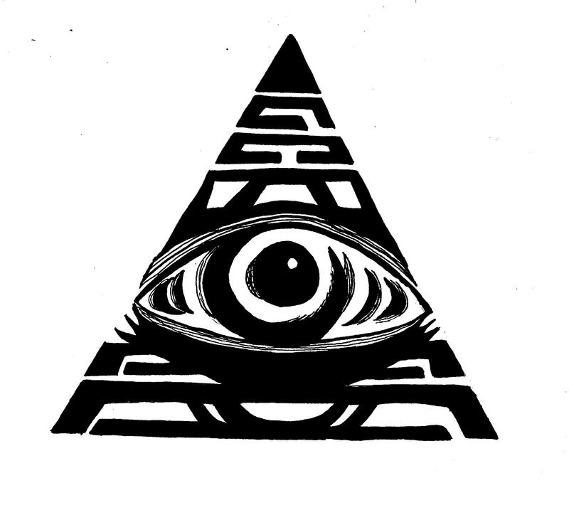 All Seeing Eye By Moon Child93