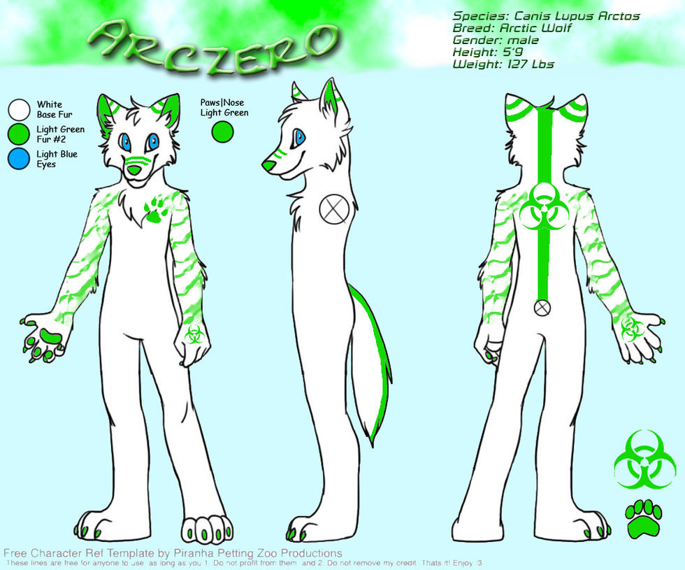 my fursona first reference sheet by crazyjump15 on my fursona first reference sheet by crazyjump15