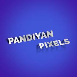 Pandiyan Pixels Bender Text Effect