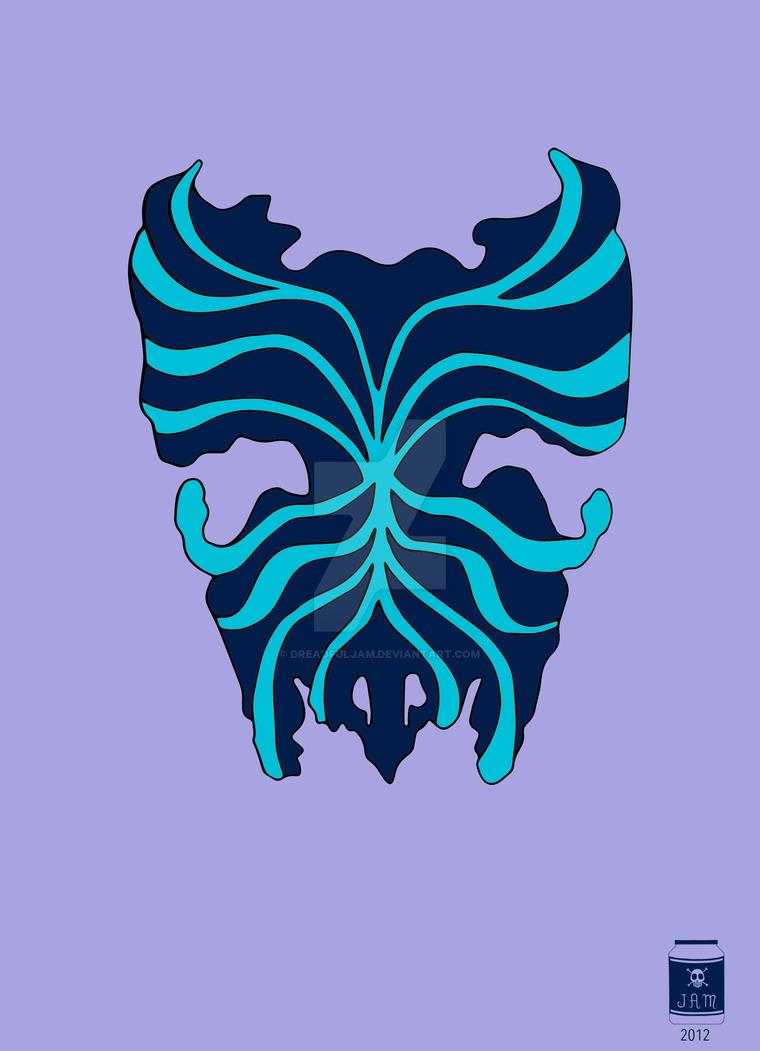 Butterfly Mask by DreadfulJAM