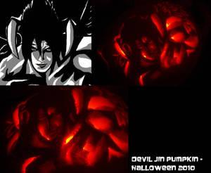 Devil Jin Pumpkin