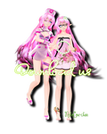 TDA Luka Elf and Nurse {10+ watcher gift DL}