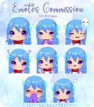 Rin Emotes