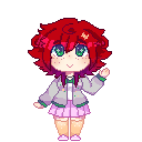 Pixel Doll by SenpaiViolet