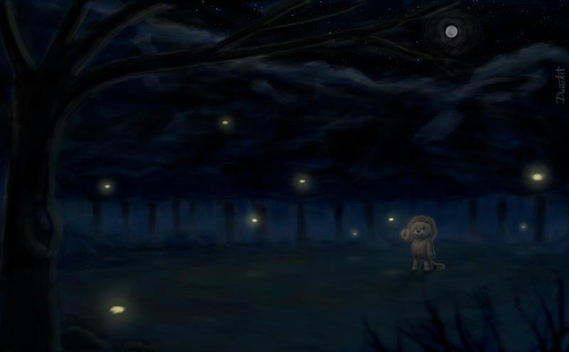 Lights in the night by AlvaroArte