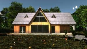 Wood House by j--o--h