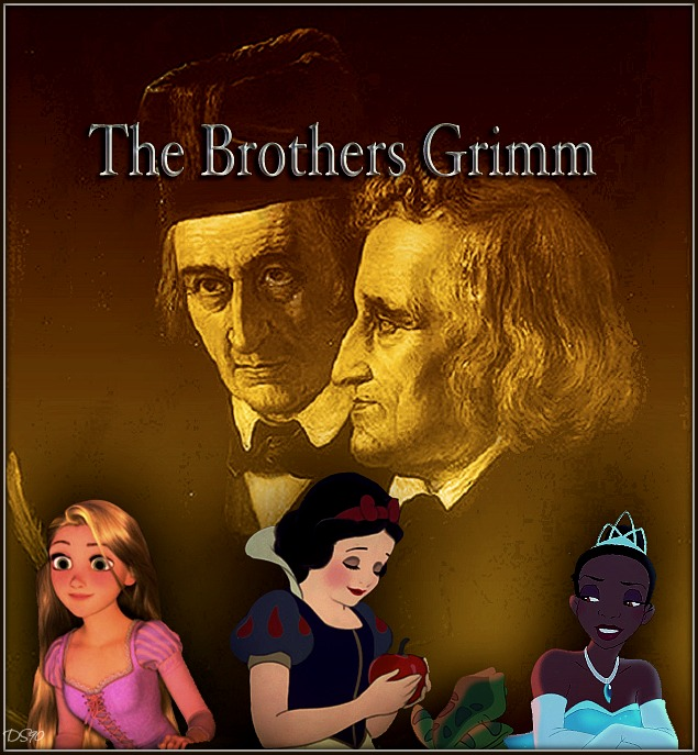 disney vs brother grims You could probably also reel off the story of snow white, or little red riding  hood  dna by now—and a lot of that is down to the work of the grimm brothers   according to disney: threatened by her step-daughter's beauty,.