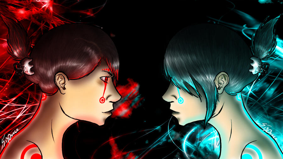 The Enemy Is Yourself by Nina-13draco
