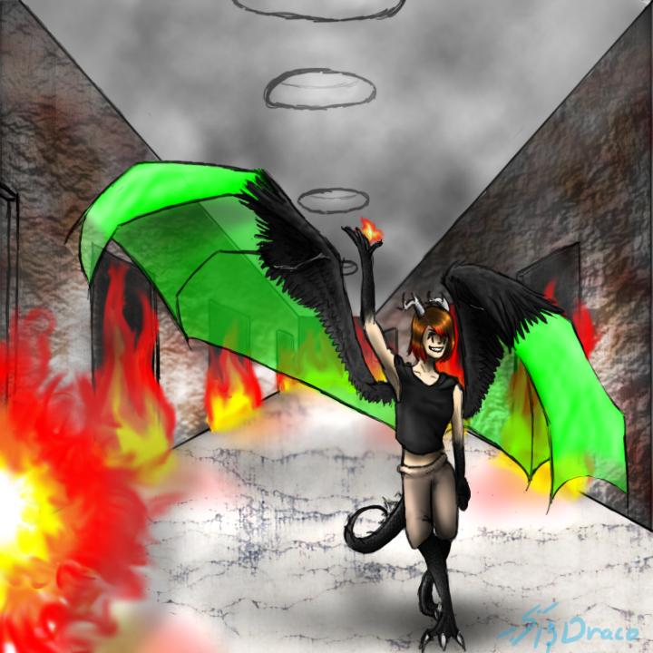 Let It Burn by Nina-13draco