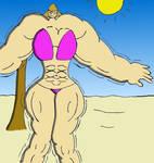Beach girl FMG 3