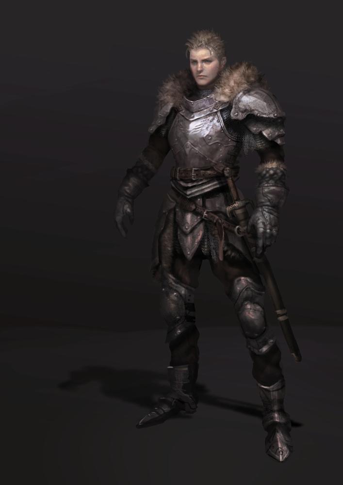 Knight by Mineworker