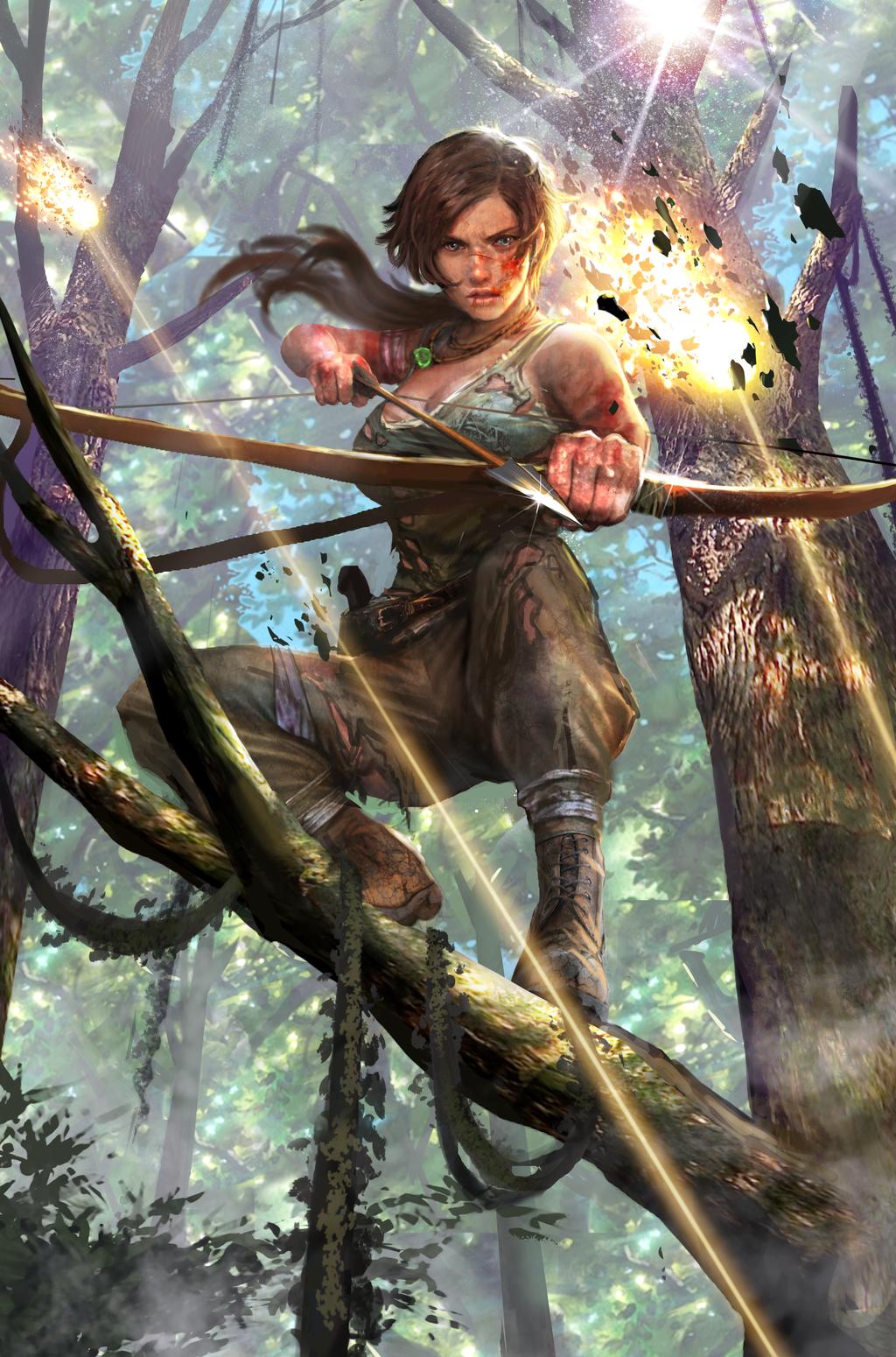 Tomb Raider Reborn by Mineworker