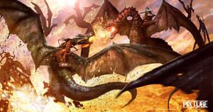 Dragon Combat