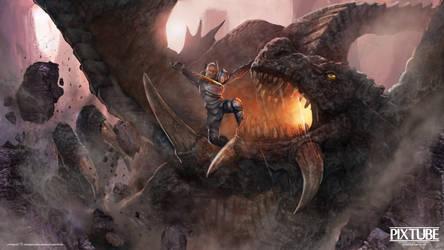 Dragonslayer by Mineworker