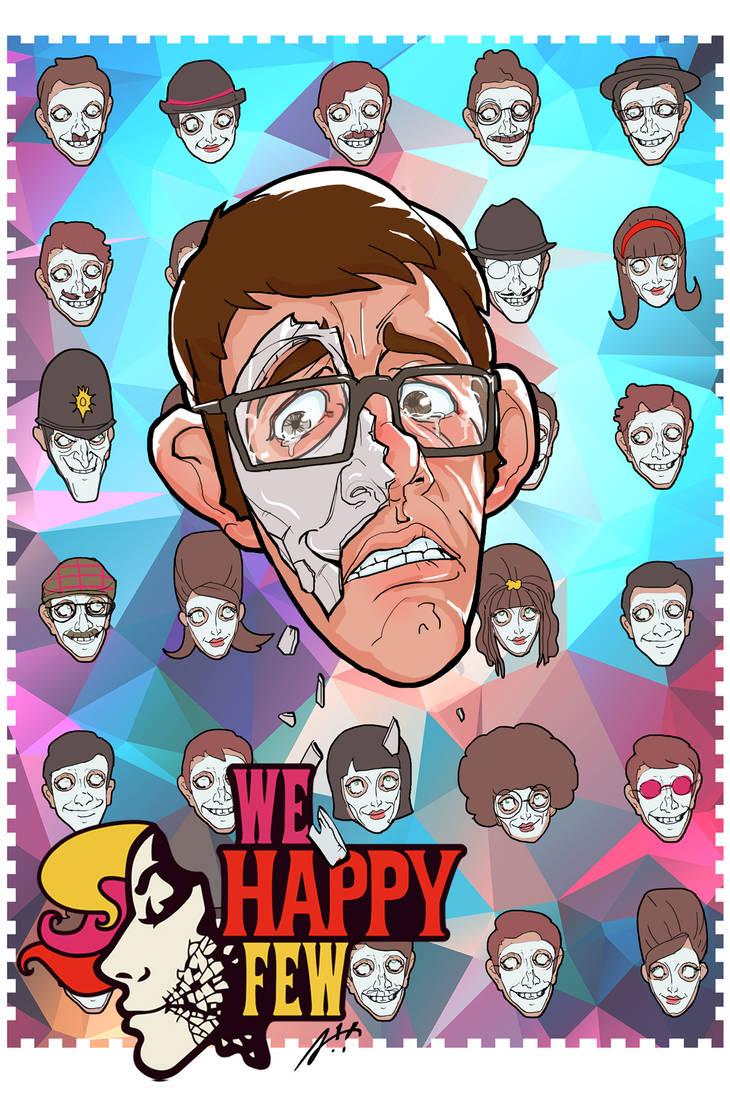 WeHappyFew by Mineworker