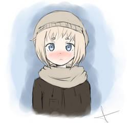 Cold by akai-mangetsu