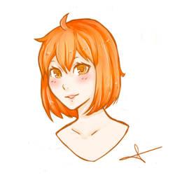 Orange by akai-mangetsu